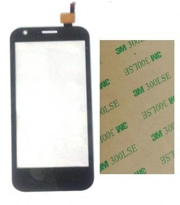 Free 3M tape+ New Touch Screen Digitizer For Prestigio PAP 5501 Duo Panel screen sensor Free Ship