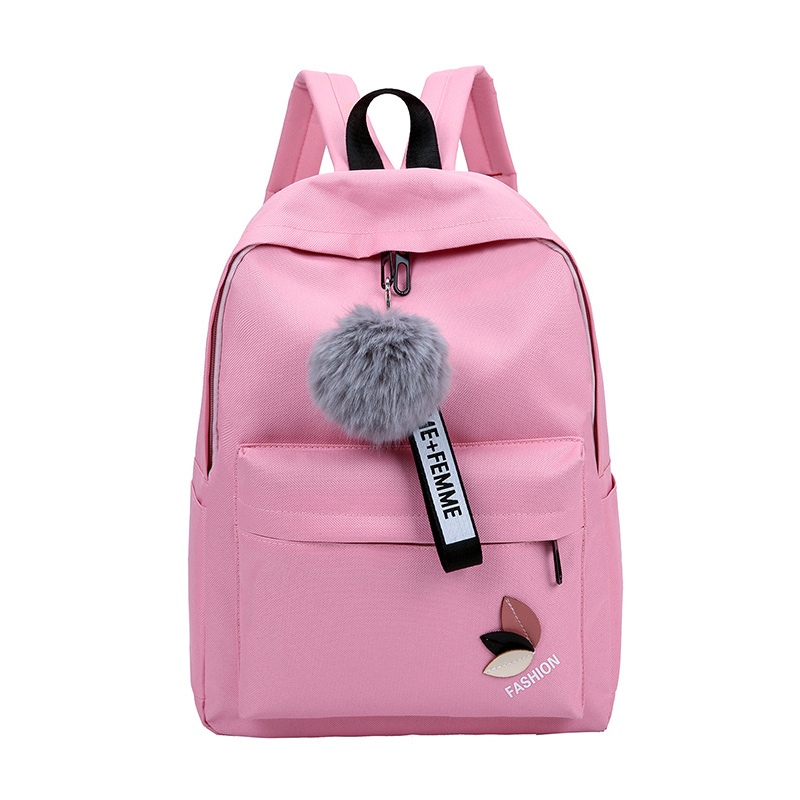 2018 New Women Canvas Backpacks High Quality School Bags for Teenage Girls Fashion Colleage Students Backbag Women Rucksacks ...