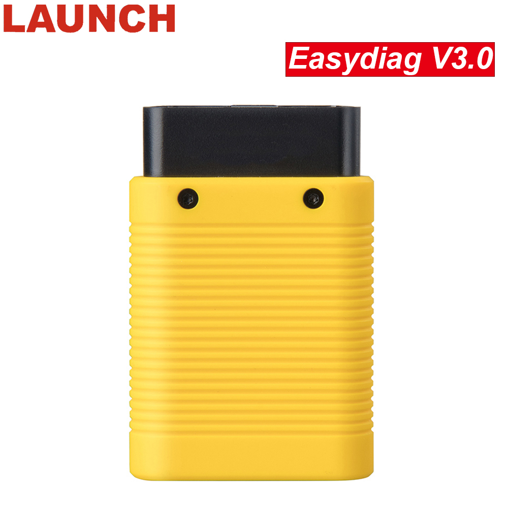 Launch X431 easydiag 3.0 For Android/iOS Auto Code Reader Easy diag 3.0 Plus Update online OBD2 Extended Cable Diagnostic Tool