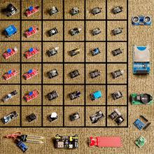 עבור arduino 45 ב 1 חיישני מודולים Starter ערכת טוב יותר מ 37in1 ערכת חיישן