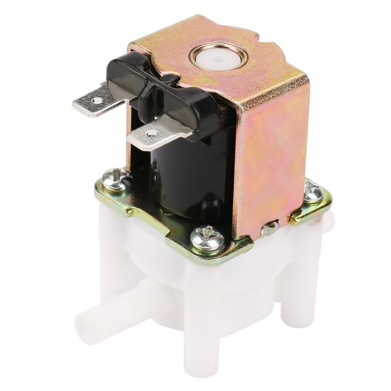 MüHsam 12 V N/c Normallyg1/2 schnell Elektrische Einfügen Einlass Wasser Magnetventil Für Reines Wasser Maschine /wasser Verzichten Ventil