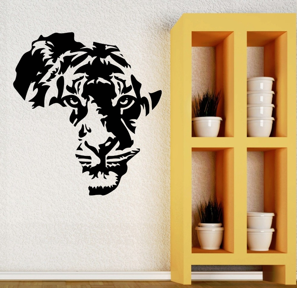 Magnificent African Wall Art And Decor Photos - The Wall Art ...