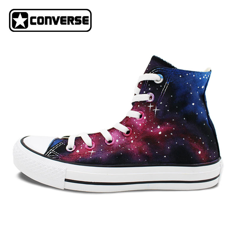 Galaxy Brand High Top Shoes