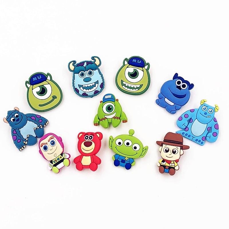 13pcs Set Buzz Woody Bear Toy Story Movie Style Character Cartoon