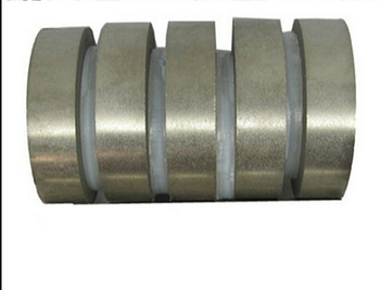 SmCo Magnet Disc Dia. 40x10 mm with M10 Screw Countersunk Hole YXG28H 350 degree C High Temperature Rare Earth Magnets