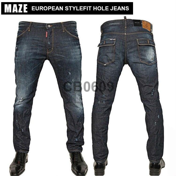 2015 Brand Men Jeans Pants Fashion Men Jeans Men Latest Design