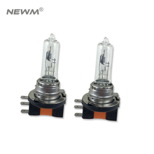 2PCS H15 Halogen Bulb 12V 15/55W Clear 4300K HeadLight Lamp Glass Car Light