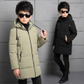 Kids Down Jackets Children Winter Jackets For Boys Coats Snow Clothes Baby Parkas Boy Down Park For Boys Winter Outerwear