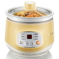 Bear 1L Electric Stew Porridge Minicompun Slow Cooker