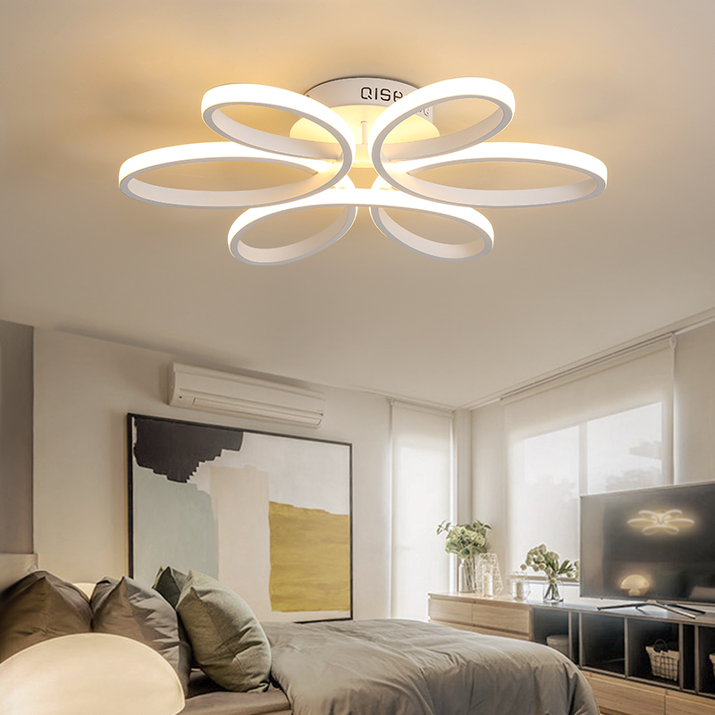 Surface Mounted Modern Led Ceiling Lights For Living Room luminaria led Bedroom Fixtures Indoor Home Ceiling Lamp цена