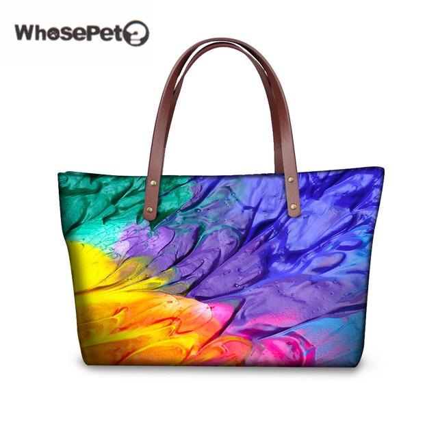 088241984f Wholesale Women Beach Handbag Top-handle Bags Fashion Female Big Tote Bag  For Teenager Girls