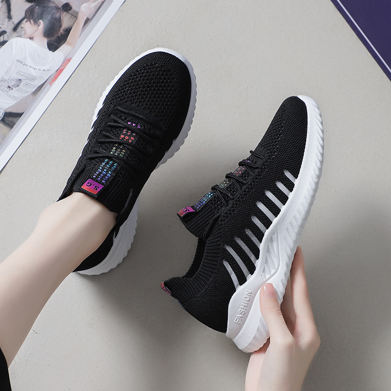 Leader Show Athletic Shoes For Woman Solf Light Outdoor Women Sneakers Brand New Zapatillas Mujer 2019 Trend Sneaker For Woman 1