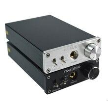 FX-Audio Feixiang DAC-X6 HiFi amp Optique/Coaxial/USB DAC Mini Maison Numérique Audio Décodeur Amplificateur 24BIT/192 12 V Alimentation