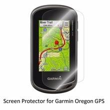 3* Clear LCD PET Film Anti-Scratch Screen Protector Cover for Handheld GPS Navigator Garmin Oregon 600 600T 650 650T