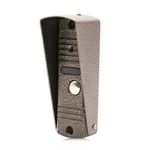 Image 4 - Homefong 7 بوصة السلكية فيديو جرس باب إنتركوم مع كاميرا الأبيض فتح باب الهاتف نظام اتصال داخلي يوم للرؤية الليلية IP65
