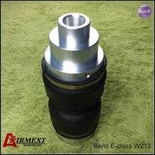 B.E.N.Z/e-class W212/Trasero con suspensión de aire/bolsa de aire de FUELLE de goma bolsa de aire del amortiguador airride/neumático partes