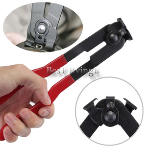 Image 2 - CV Joint Boot Pliers Clamp Ear Type Installer Repair Tools For Fuel Filters Coolant Hose Pipe Band Clip Hose Clamp Plier
