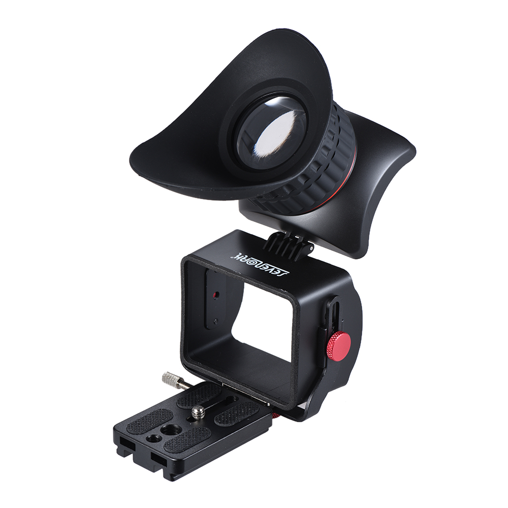 Sevenoak SK VF Pro 1 3 Magnification Viewfinder Magnifier for Canon EOS Nikon Olympus Lumix 3