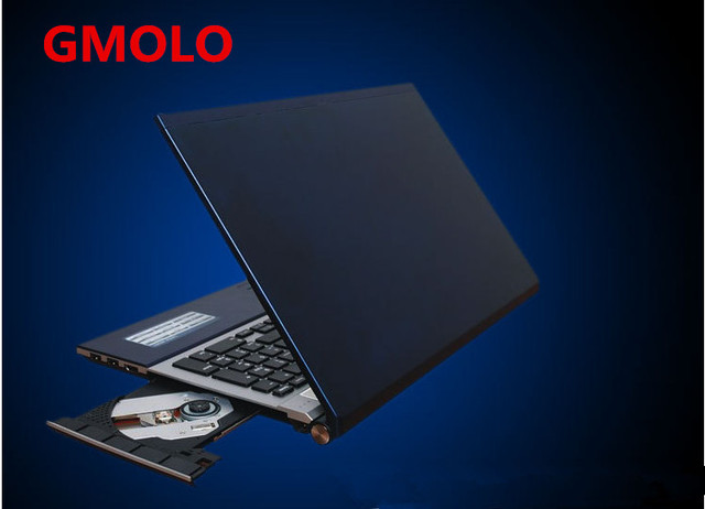 15.6inch gaming laptop notebook computer 4GB 500GB DVD-ROM In-tel J1900 Quad core WIFI camera