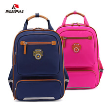 RUIPAI School Backpack Fashion Kids School Backpacks For Girls Comfortable Backpack Schoolbags Polyester Student Boys School Bag