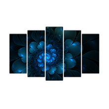 5 Pieces Modern Canvas Painting Wall Art The Picture For Home Decoration Artwork For Wall Decor Abstract