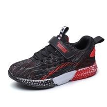 Kids Running Sport Shoes Children Sneakers Tennis Basket Footwear Lightweight Breathable Girl Mesh Summer TDTX1227