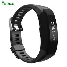 TROZUM Умный Браслет H28 Heart Rate Monitor Фитнес Tracker Smartband Step Counter Браслет Smartwatch Шагомер Фитнес
