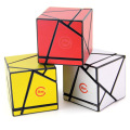 Magic Cube 2x2x2 Ghost Cube Magico Cubo Puzzle Blocks Cube Challenge Educational Kids Gifts Toys 1328
