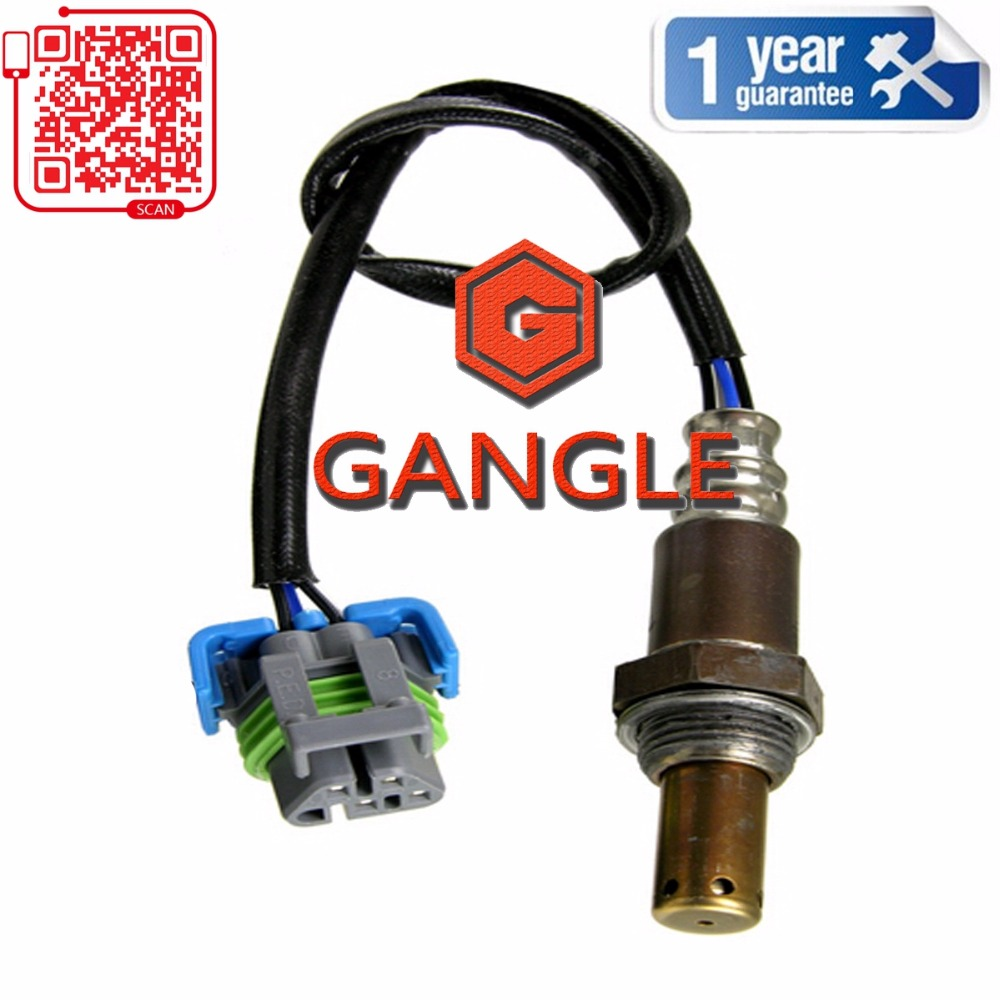 עבור 2006 GMC יוקון 5.3L חיישן חמצן GL-24336 12599204 12599866 234-4336