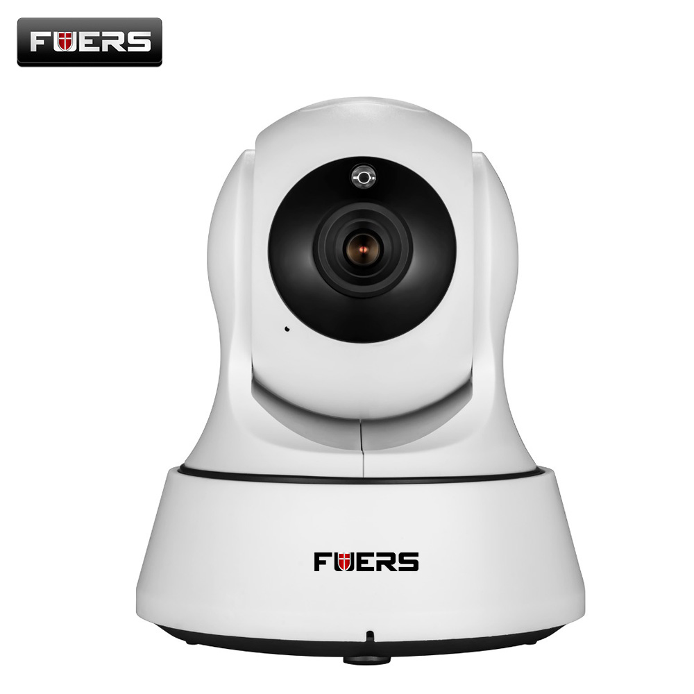 720P Wireless IP Camera 1MP Surveillance WIFI Camera Baby Monitor Security Camera For  Home Security IR-Cut Night Vision
