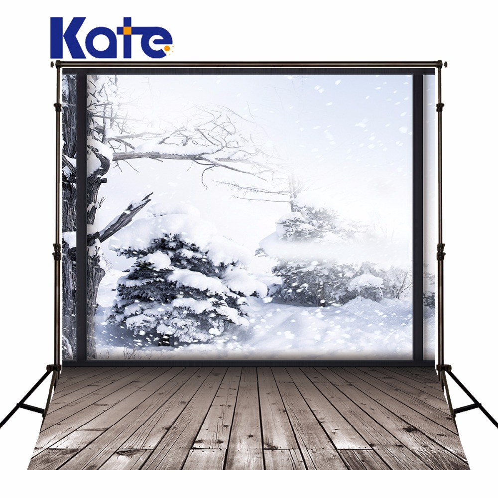 5x7ft Kate Frozen photo backgrounds wooden floor photography backdrops photographic backdrops Backgrounds For Photo Studio кеды vans vans va984auajyd8