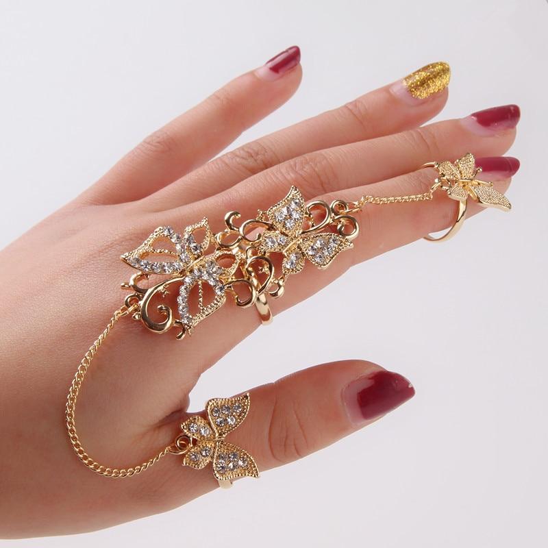 Online Buy Wholesale full finger ring from China full