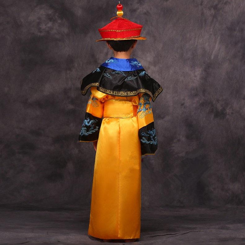 Qing Women Man Dynasty 13