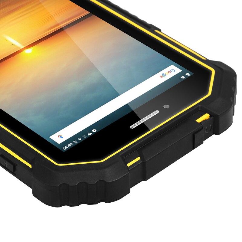 7 pouces tablette 4G/WIFI Android6.0 1280*800 7000mAh 2 GB/16 GB étanche peut appeler NFC extérieur trois-preuve tablette ebook lecteur GPS - 6