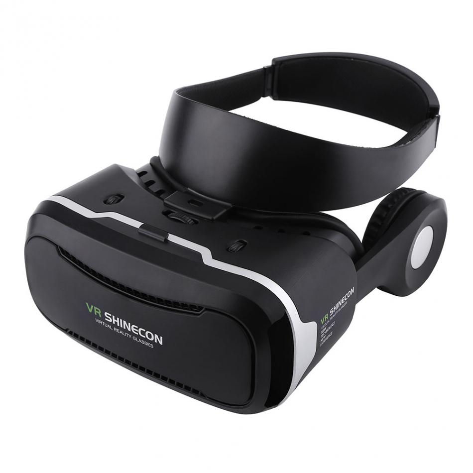 Virtual Reality Headset 3D VR Glasses Goggles for 3.5