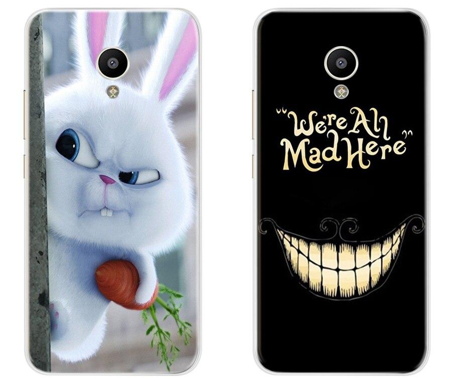 70f9b6f1e85f1 الأزياء بارد لينة حالة ل Meizu m3 m5 m5s ملاحظة البسيطة غطاء جراب هاتف  سيليكون TPU الغلاف الخلفي جراب هاتف s ل meizu a5 m5c حالة