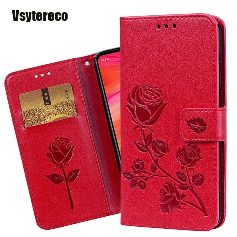 Phone Bag Fundas For Vivo U1 Case Flip PU Leather Wallet Case For Vivo Y71 Y17 Y81 Y89 Y97 V11i Y83 V11 Pro Cover Case Card Slot