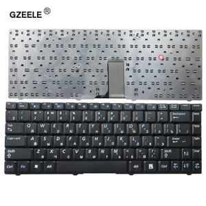 Image 1 - GZEELE New Notebook Laptop keyboard for SAMSUNG NP R519 R519 R517 Black Russian RU version   V020660AS1 RU