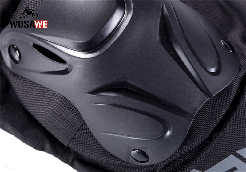 Image 4 - WOSAWE Motorcycle Elbow Pads Motocross Elbow Pads Adult Snowboard Volleyball Cycling Hockey Pads Arm Guard Protection Armor Gear-in Protective Gears Accessories from Automobiles & Motorcycles