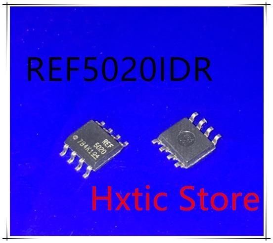 10PCS LOT REF5025IDR REF5025 SOP 8