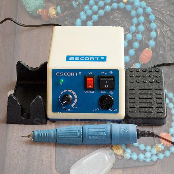 Új eredeti Marathon Mini mikromotoros Dremel polírozócsiszoló - Elektromos kéziszerszámok - Fénykép 1