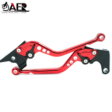 JEAR CNC Adjustable Motorcycle Brake Clutch Levers for Aprilia TUONO V4 1100RR Factory 2017 2018