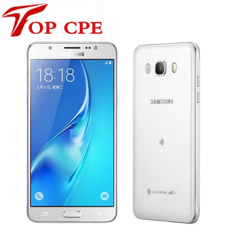 Original Samsung Galaxy J5 2016 J510 2GB 16GB ROM 5 2 inch Screen Quad Core font