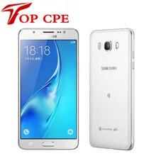 Оригинальный samsung galaxy j5 2016 j5108 2 ГБ 16 ГБ rom 5.2 «дюймовый Экран Quad Core Snapdragon Dual Sim LTE Восстановленное Смартфон