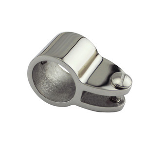 Image 5 - Durable Stainless Steel Top Jaw Slide  Sleeve Boat Hardware Connecting Hinge with Bolt 22mm/25mm