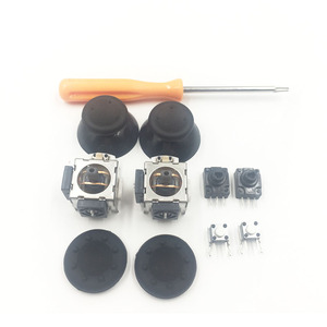 Image 2 - 3D アナログジョイスティックセンサーモジュールポテンショメータ親指スティック xbox 360 、 RB 、 LB RT LT スイッチボタンドライバー