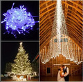 30 m 300 LED stars light string lights flashing Christmas lights 110v 220v