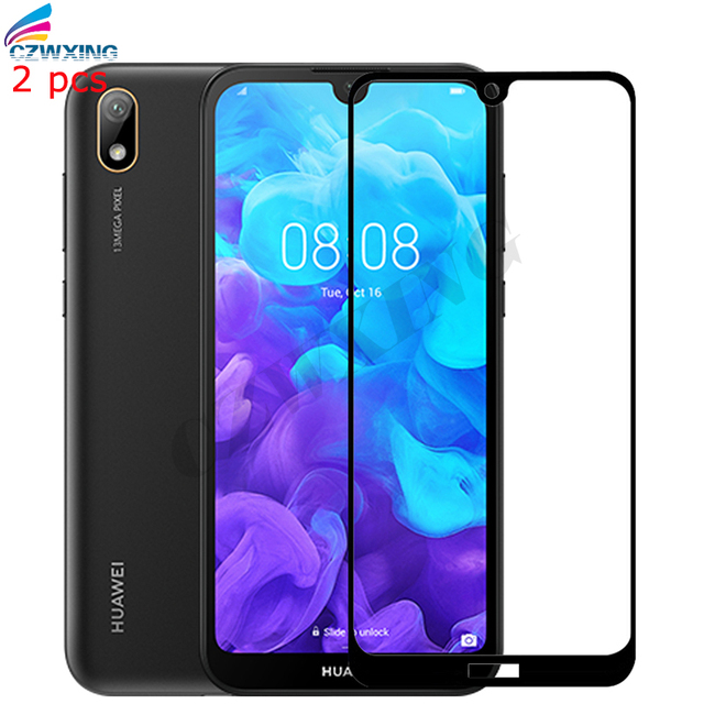 For Huawei Y5 2019 Glass Huawei Y5 2019 Tempered Glass For Huawei Y5 2019  Y6 Y7 Y9 2019 AMN-LX AMN-LX3 AMN-LX9 Screen Protector