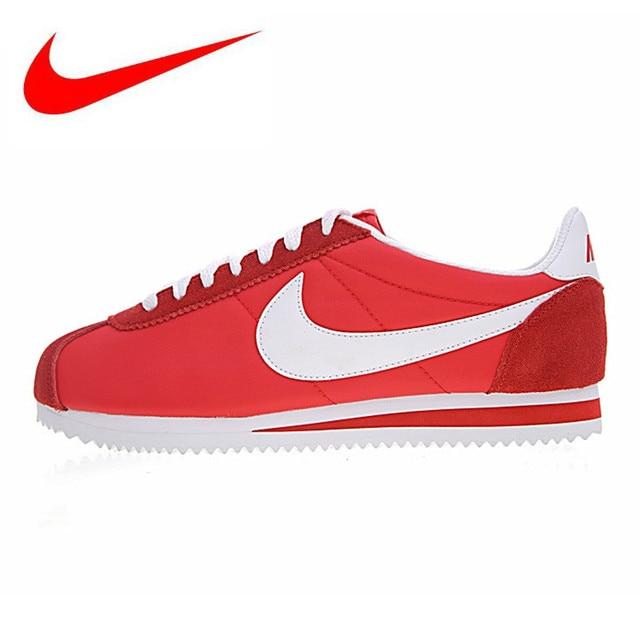 268023aa78fbc6 Original Nike CLASSIC CORTEZ Men and Women Running Shoes