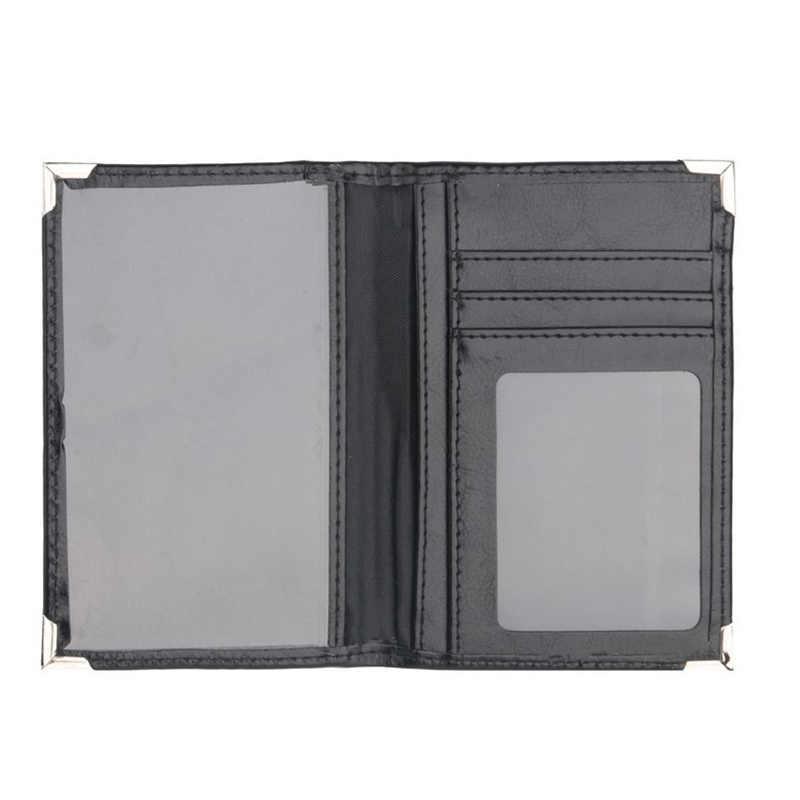 Portatarjetas de coche de marca de oso KUDIAN portatarjetas de negocios fundas de coche para documentos carteras de viaje de diseñador BIH067 PM49